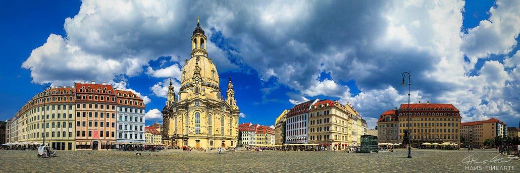 Neumarkt Hans Fineart Sachsen Galeriebilder Dresden