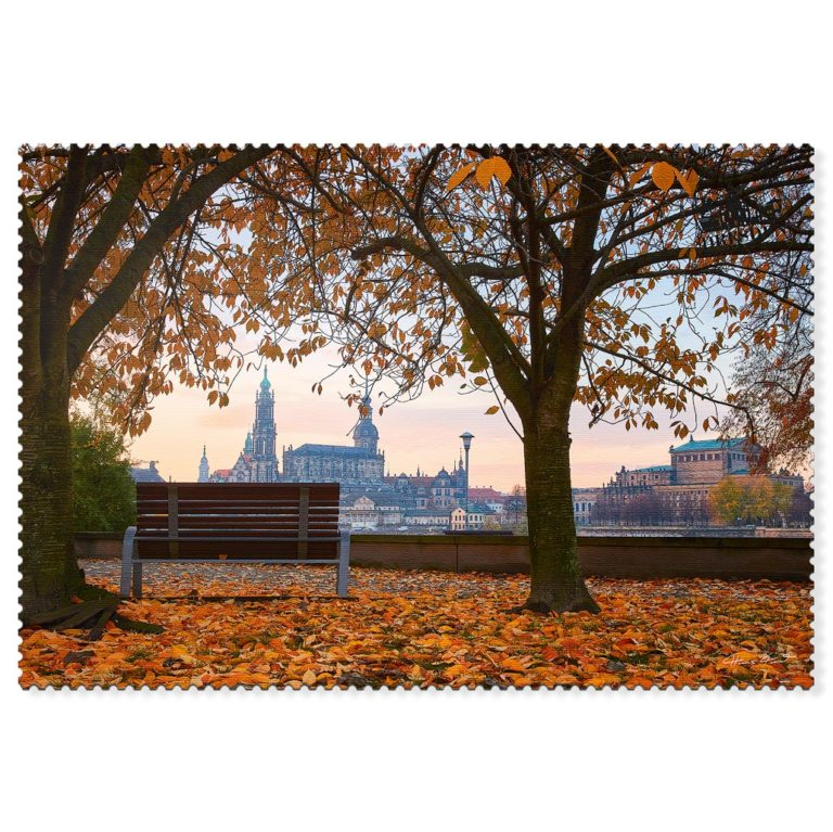 Dresden Postkarte hpd004 Hans Fineart