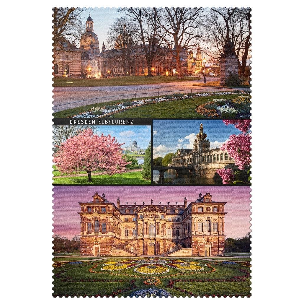 Dresden Postkarte hpd012 Hans Fineart