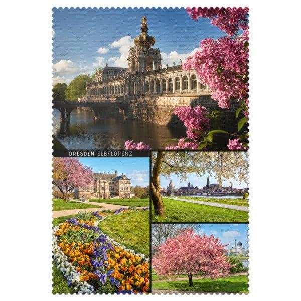 Dresden Postkarte hpd019 Hans Fineart