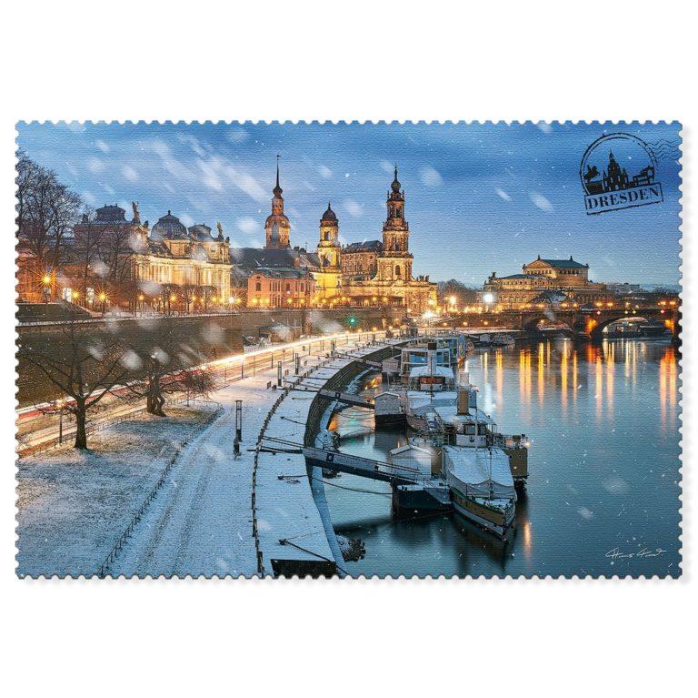 Dresden Postkarte hpd034 Hans Fineart