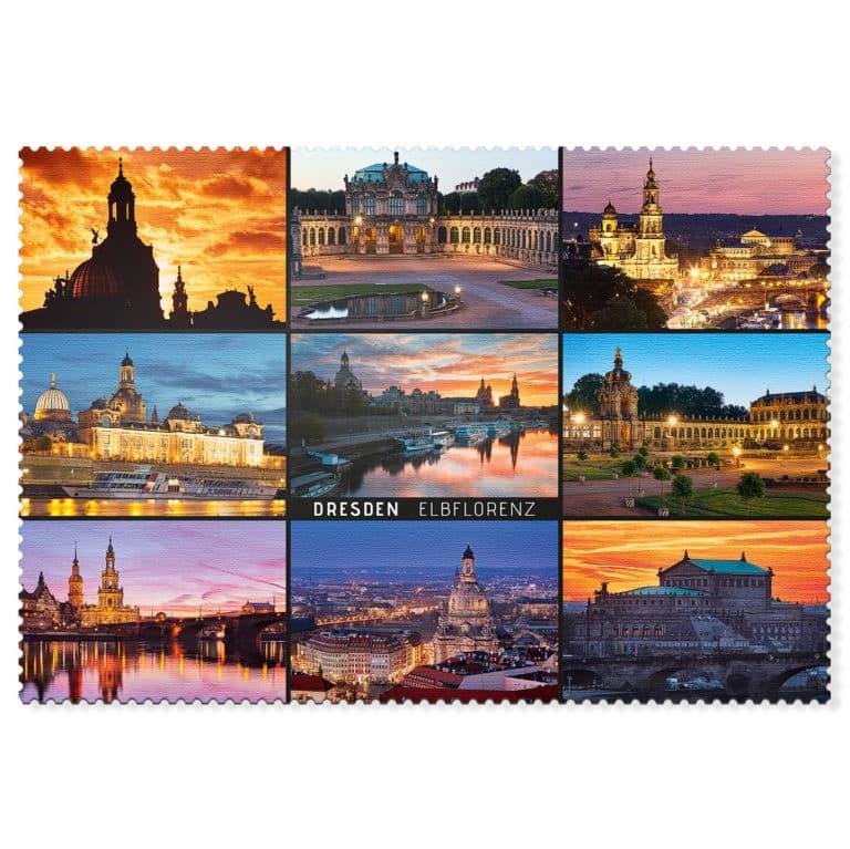 Dresden Postkarte hpd046 Hans Fineart