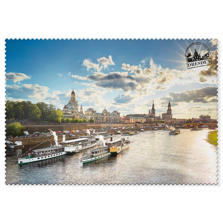 Dresden Postkarte hpd051 Hans Fineart