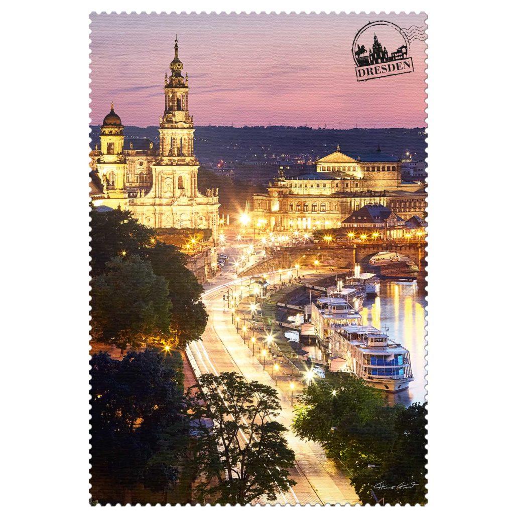Dresden Postkarte hpd054