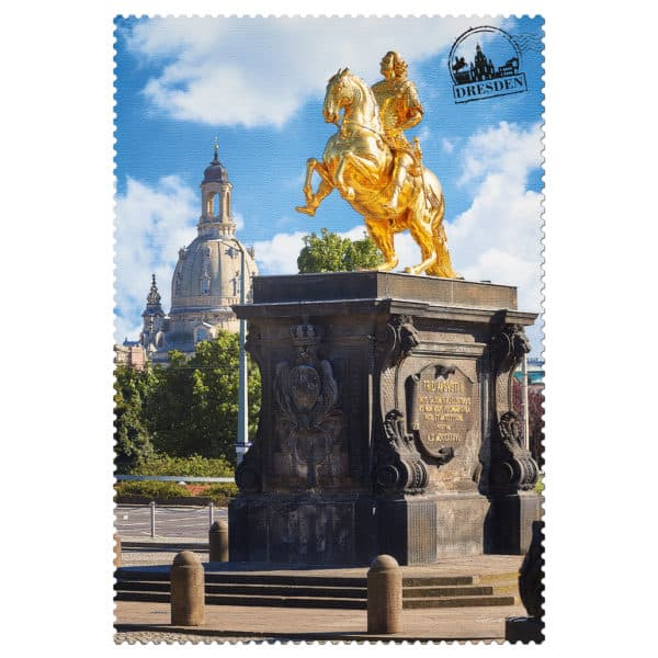 Dresden Postkarte hpd059 Hans Fineart