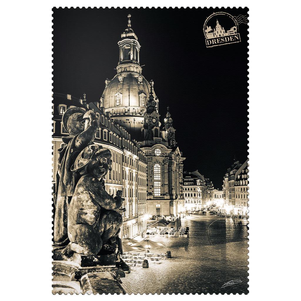 Dresden Postkarte hpd013