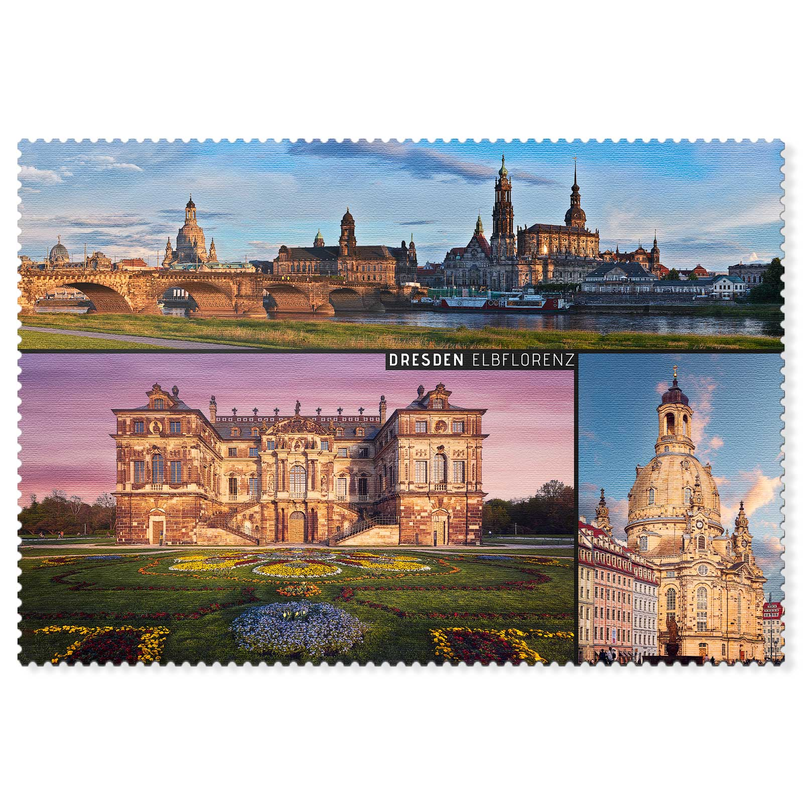 Dresden Postkarte hpd017