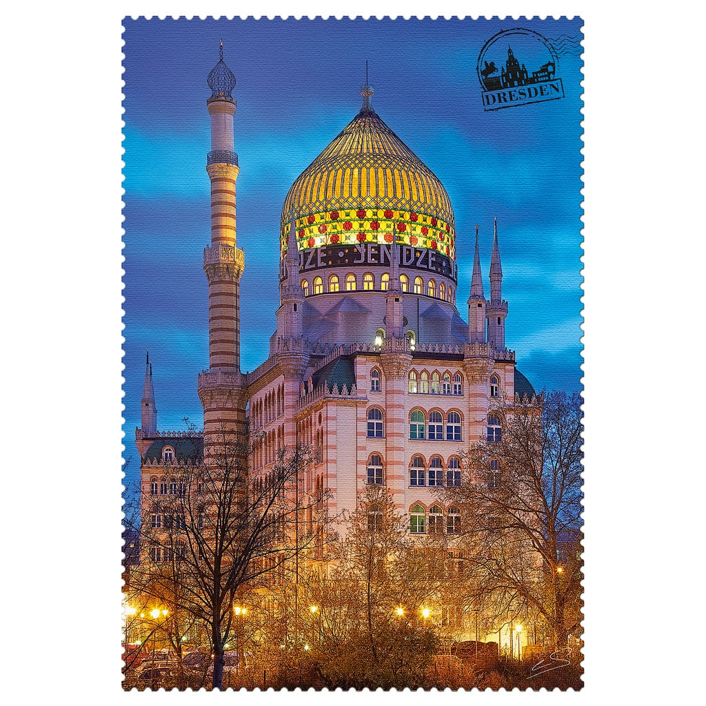 Dresden Postkarte hpd026