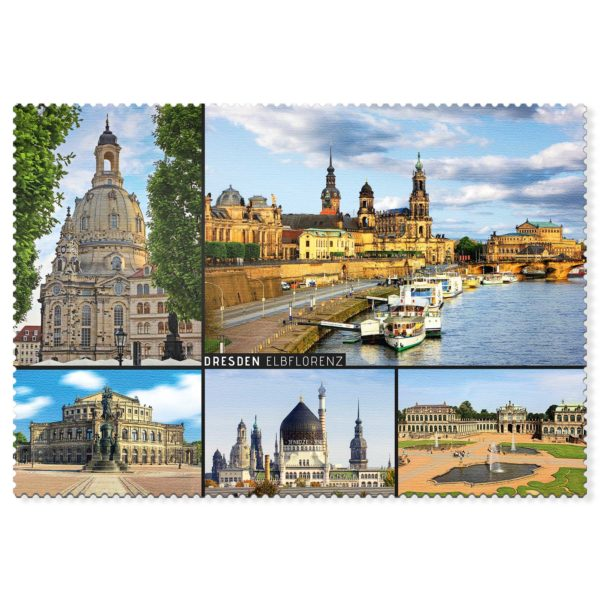 Dresden Postkarte hpd043 Hans Fineart