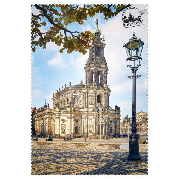 Dresden Postkarte hpd050 Hans Fineart