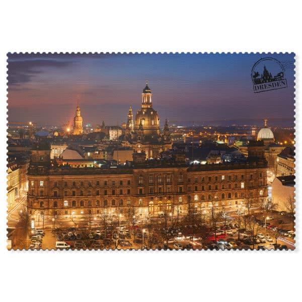 Dresden Postkarte hpd053 Hans Fineart