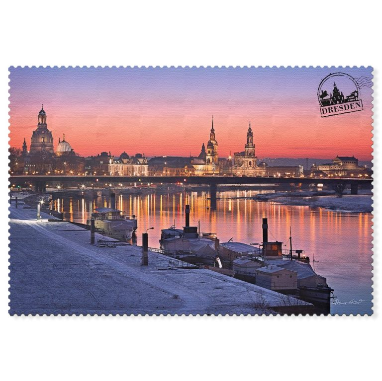 Dresden Postkarte hpd057 Hans Fineart