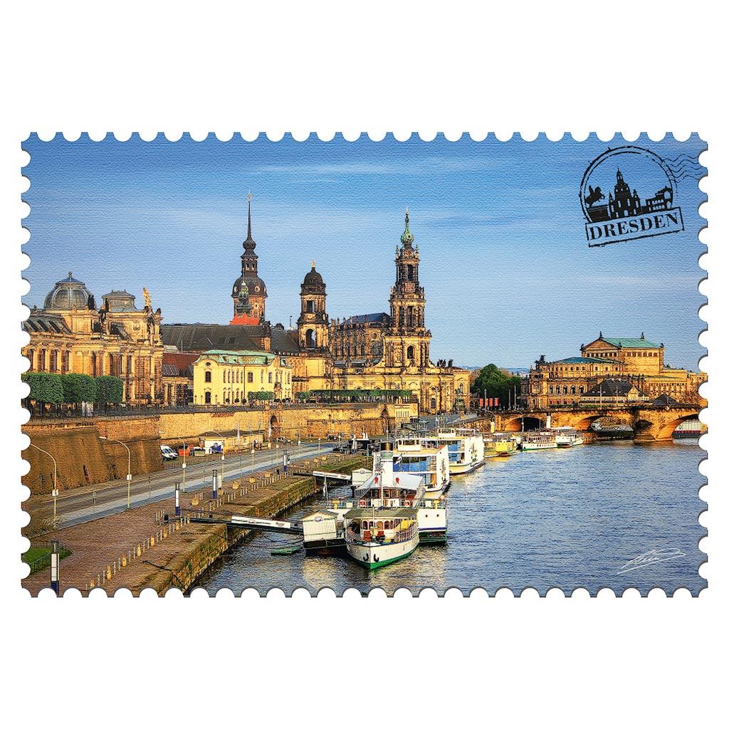 Dresden Magnet bs001