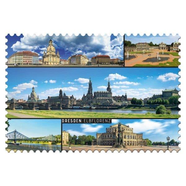 Dresden Magnet bs010