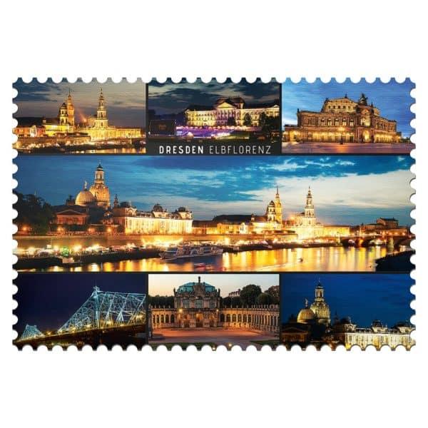 Dresden Magnet bs012