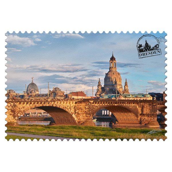 Dresden Magnet bs017