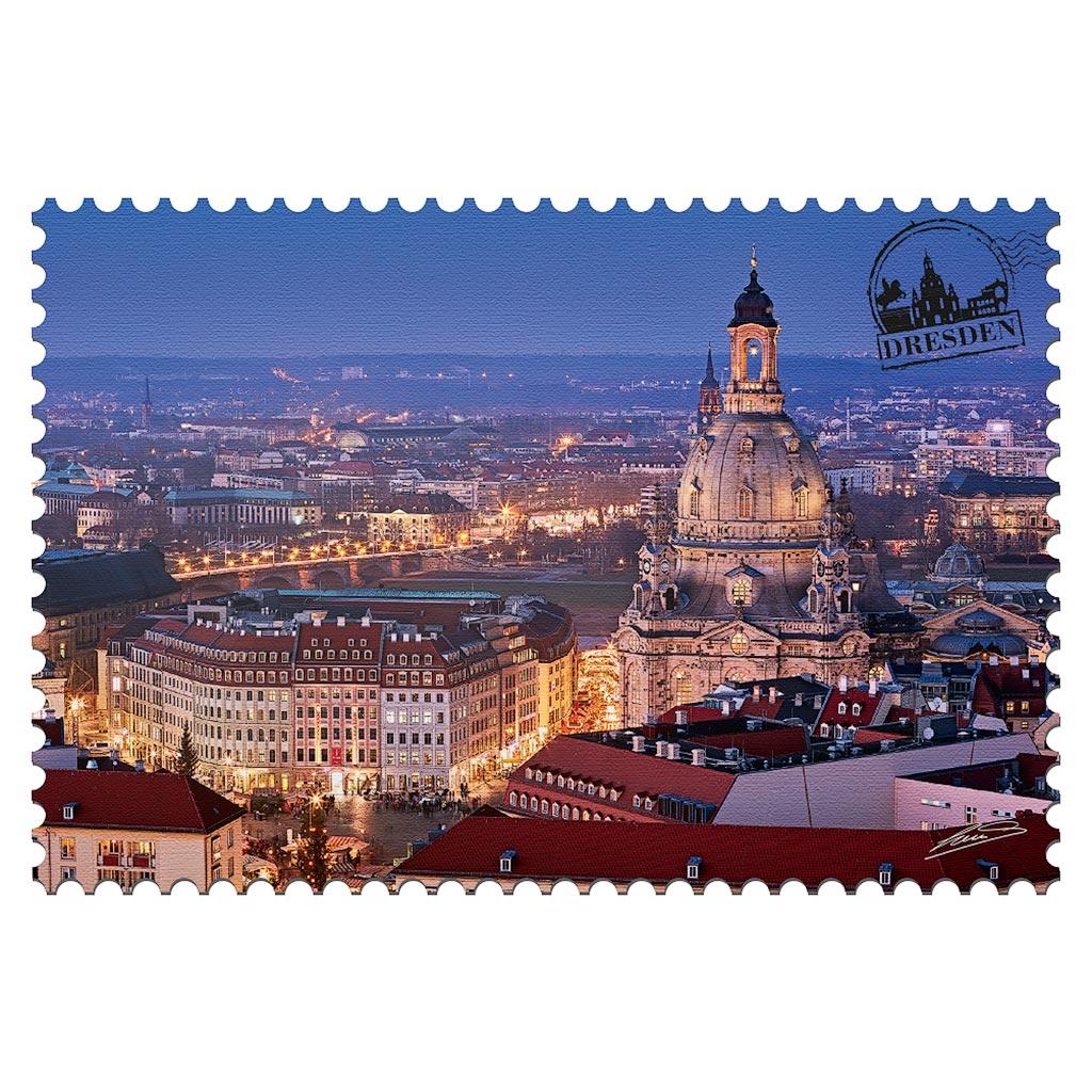 Dresden Magnet bs018