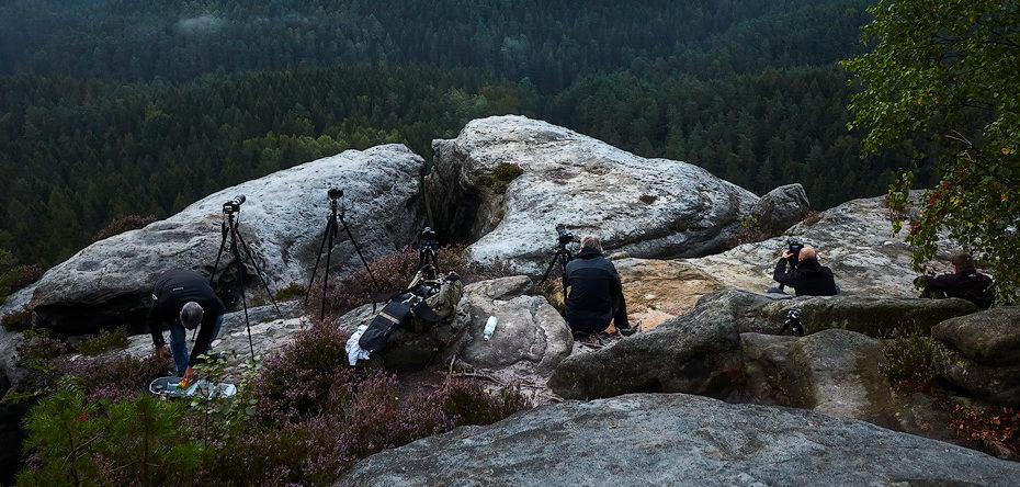 Hans Fineart Workshop | Landschaftsfotografie Sächsische Schweiz
