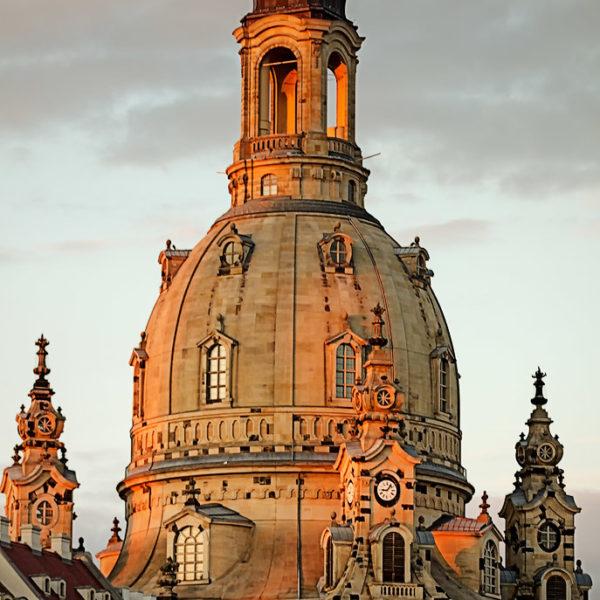 Kirchrot Frauenkirche Hans Fineart Sachsen Galeriebilder Dresden