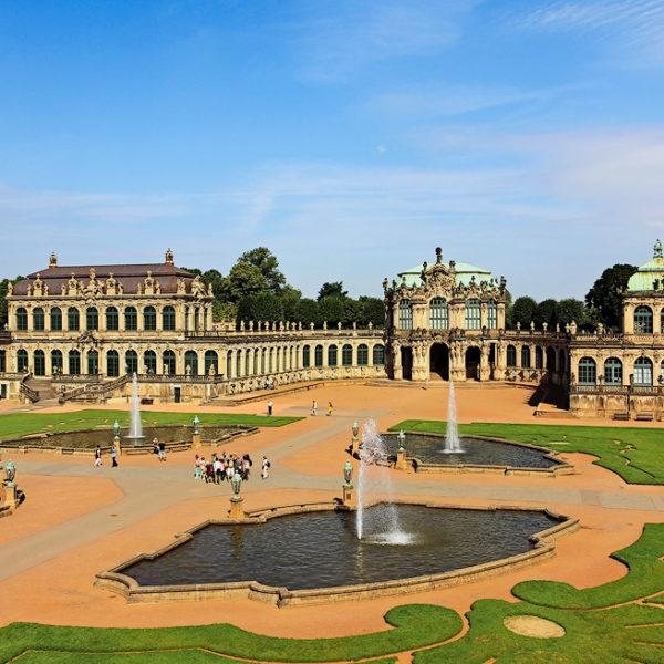 Zwinger Wallpavillon Hans Fineart Sachsen Galeriebilder Dresden