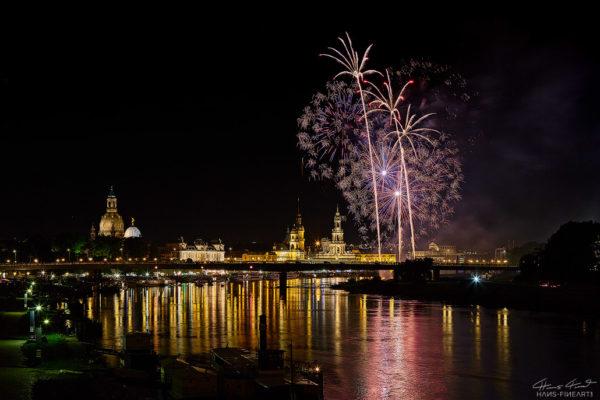 Skyline Hans Fineart Sachsen Galeriebilder Dresden Stadtfest #3