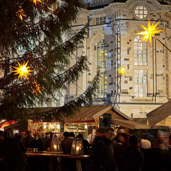 Weichnachtsmarkt Hans Fineart Sachsen Galeriebilder Dresden Weihnachtsstimmung