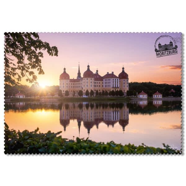 Moritzburg Postkarte sd003 Hans Fineart