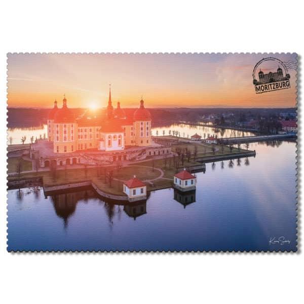 Moritzburg Postkarte sd004 Hans Fineart