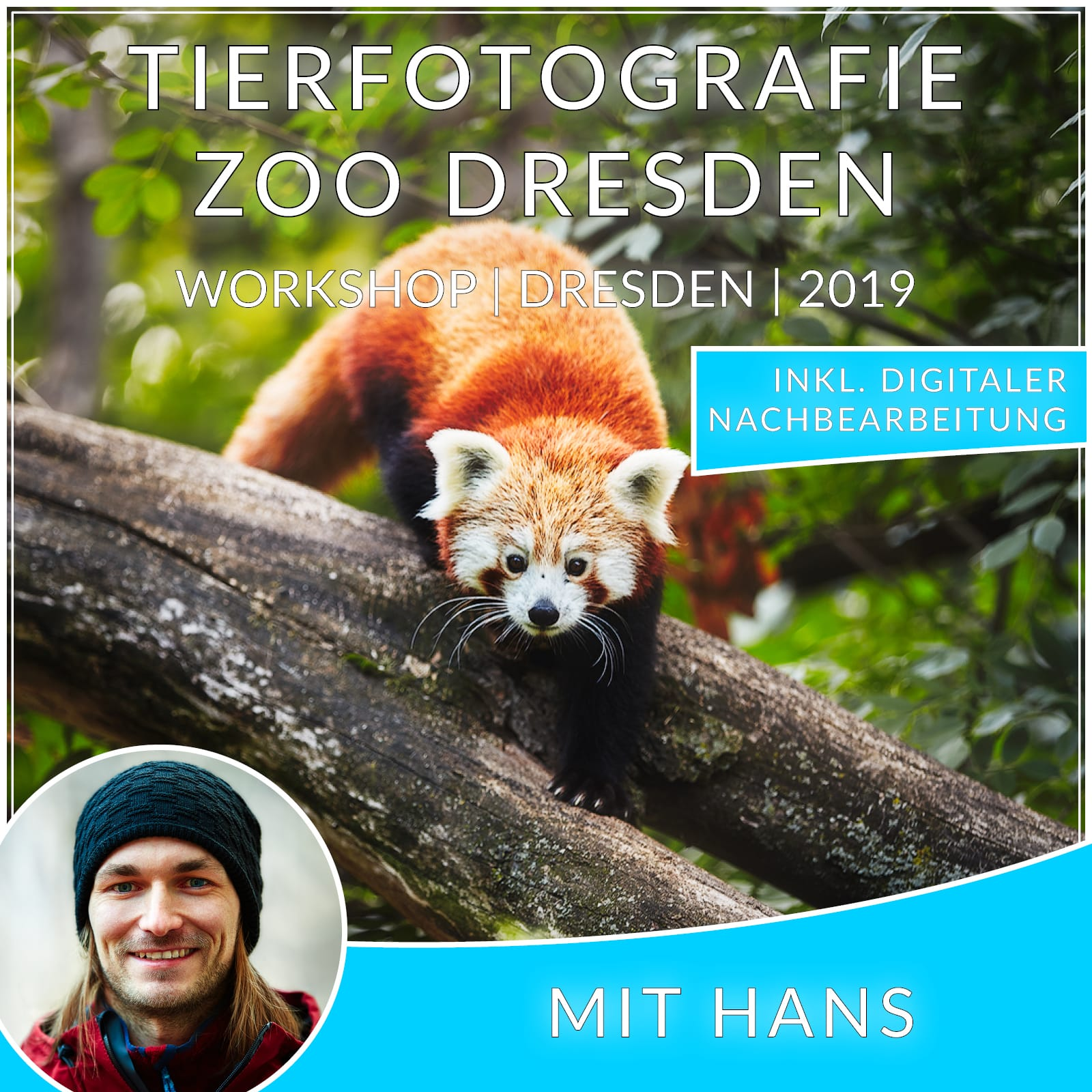 Workshop Tiefotografie im Zoo Dresden Hans Fineart