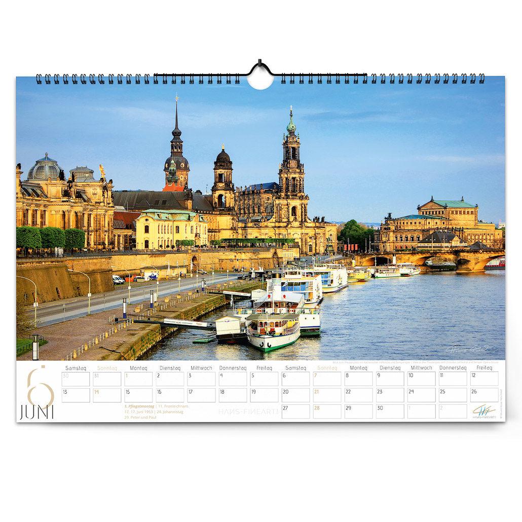 Dresden 2020 | Im Wandel der Jahreszeiten Juni Hans Fineart