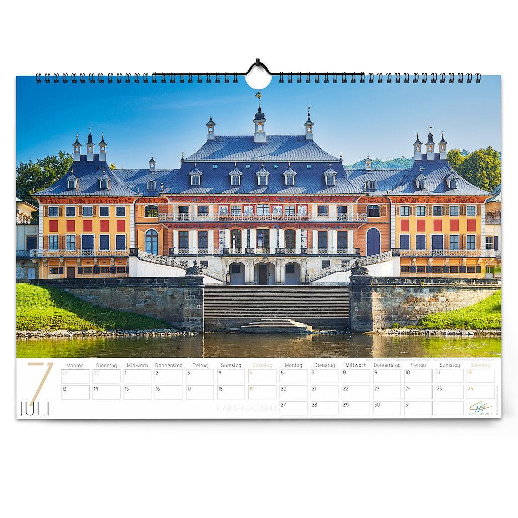 Dresden 2020 | Im Wandel der Jahreszeiten Juli Hans Fineart