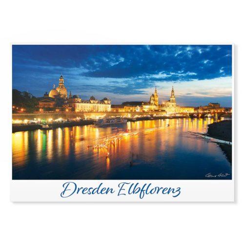 Dresden Postkarte lui001 Hans Fineart