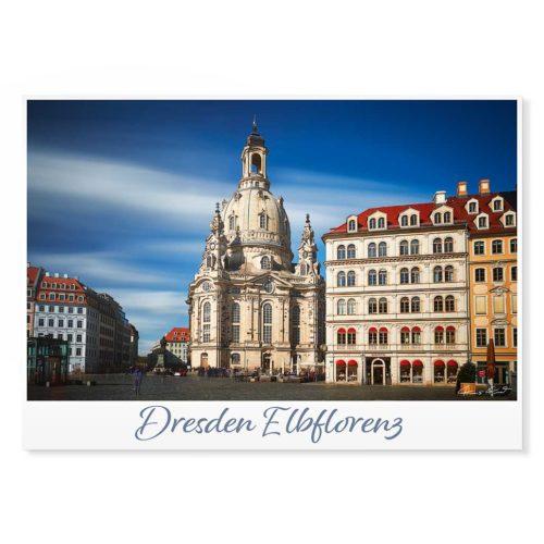 Dresden Postkarte lui007 Hans Fineart
