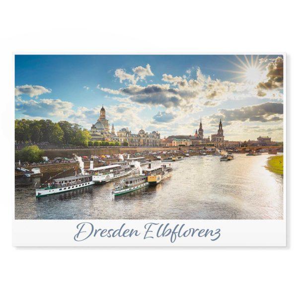 Dresden Postkarte lui013 Hans Fineart