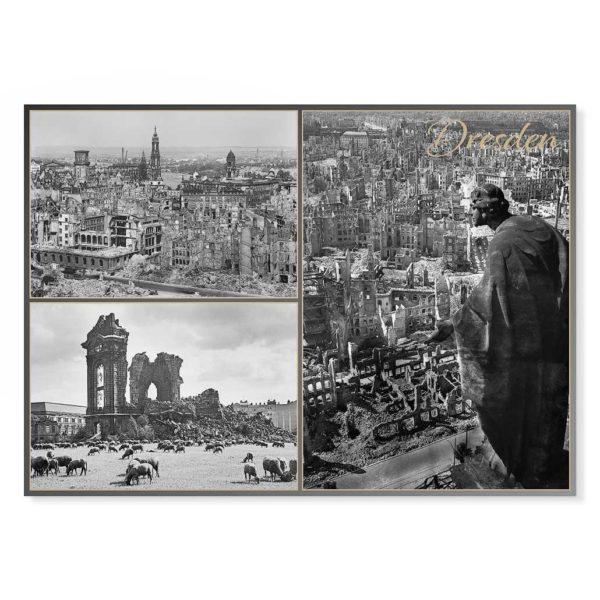 Dresden Postkarte lui032 Hans Fineart