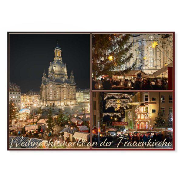 Dresden Postkarte lui044 Hans Fineart