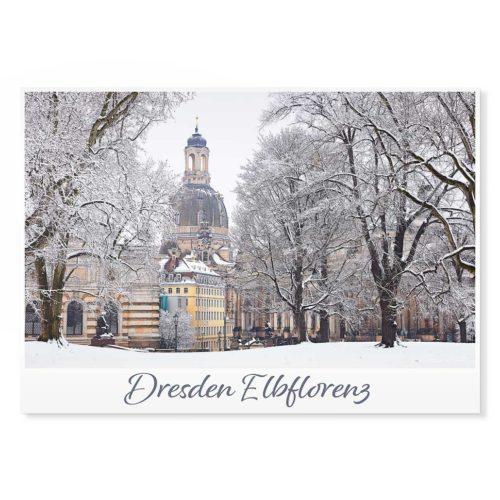 Dresden Postkarte lui047 Hans Fineart