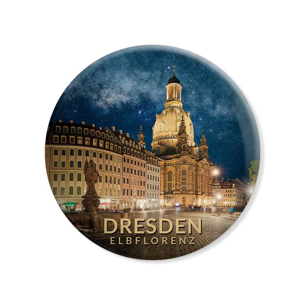 Dresden Magnet bhm003