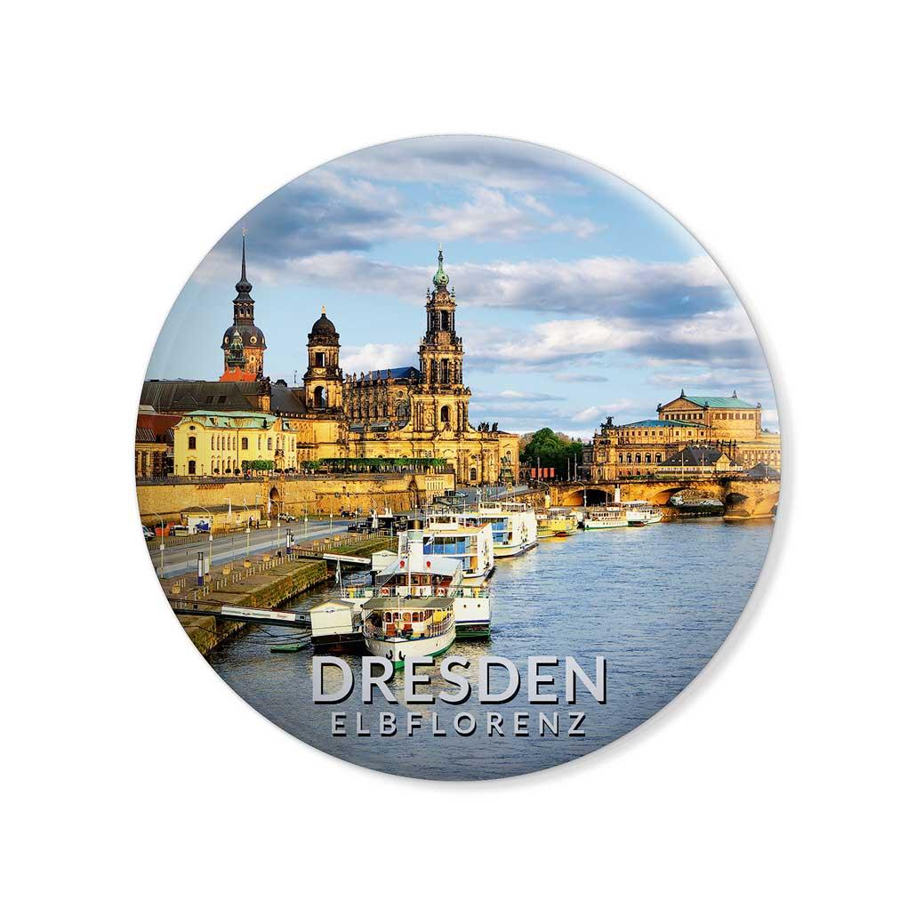 Dresden Magnet bhm005