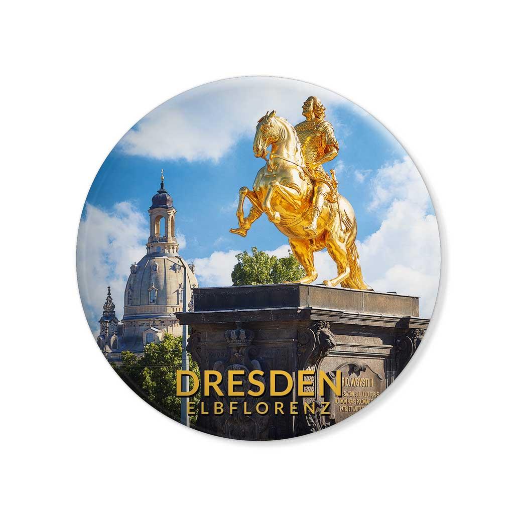 Dresden Magnet bhm014
