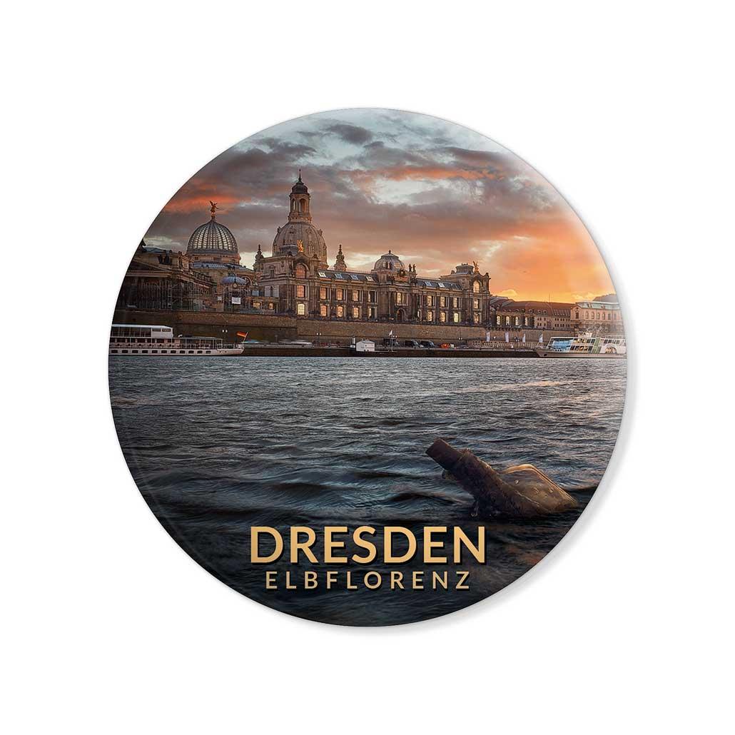 Dresden Magnet bhm017