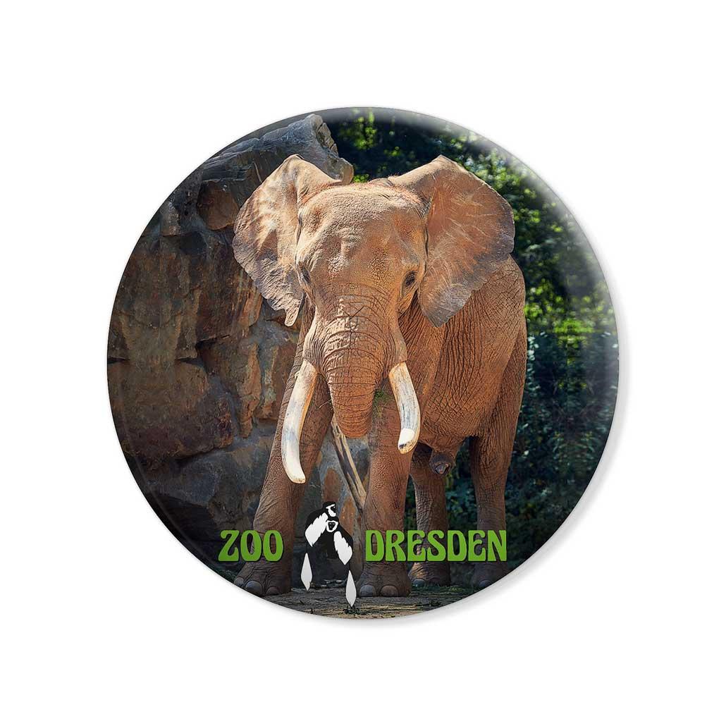 Zoo Dresden Magnet bhm-z009
